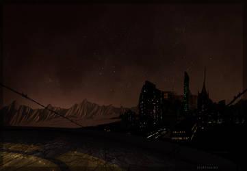 Night Lights by Kitchiki