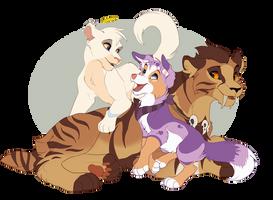 Uni babies by Kitchiki