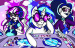 Turn the music UP!!! by SaintsSister47