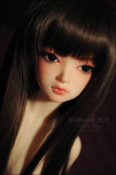 Face-up: Iplehouse JID I - 2 by asainemuri