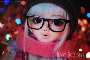 Happy Holidays! by asainemuri