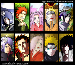 NARUTO- Past and Future by Ssabinka