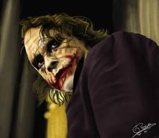 The Joker by Rising-Phoenix87