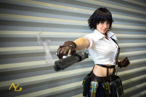 Lady - DMC cosplay by AstroKerrie