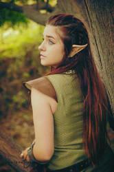 Elf by AstroKerrie