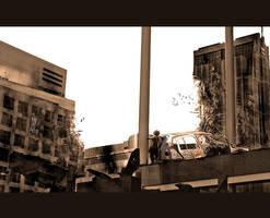 Post Apocalypse by bladz56