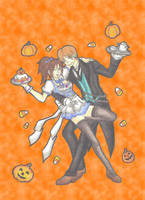Happy Halloween 2014 by MadeInHeavenFF15