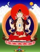 Bodhisattva Avalokitesvara by JewelOfSong