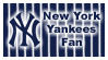 Yankees Stamp by JewelOfSong