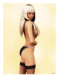Sexy Jade by igolochka