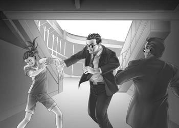 Third Eye Games 02 by MauroPeroni