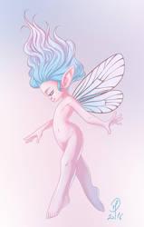 Little Fairy by MauroPeroni