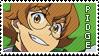 Voltron: Pidge/Katie Stamp by araignee-cafe