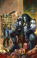 Lobo Unbound by AlexHorley