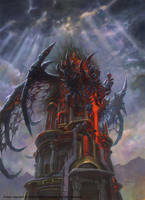 Deathwing by AlexHorley