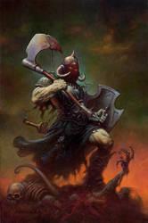 Death Dealer by AlexHorley