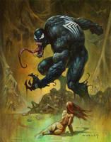 Venom's Lair by AlexHorley