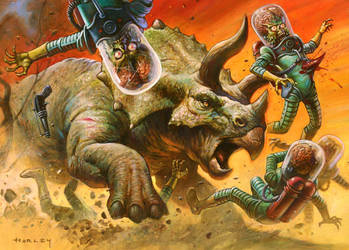 Juggernaut by AlexHorley