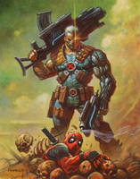 Cable by AlexHorley