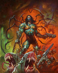 The Darkness by AlexHorley