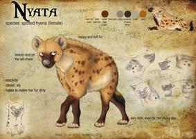 Nyata Reference Sheet by Anatoliba