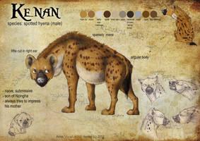 Kenan Reference Sheet by Anatoliba
