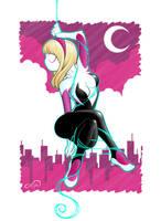 Spider-Gwen by MoraesFelipe