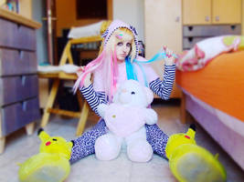 Pokemon by Dizzy330