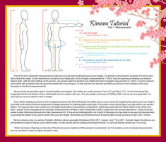 Kimono Tutorial - Part 1 by Kurokami-Kanzashi