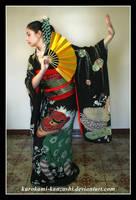 Shishimai III by Kurokami-Kanzashi