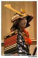 The Samurai by Kurokami-Kanzashi