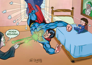 What Really Happened by Superhero-club