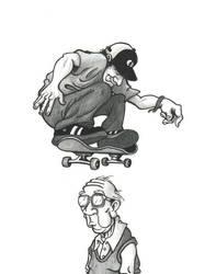 Ollie Old man by MattiasAndersson