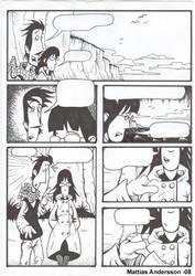 comic practice by MattiasAndersson