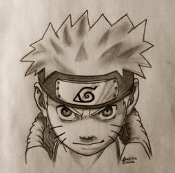 Naruto by LaetitiaEvalia