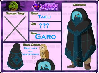 [MM] Taku Bio by TakumoStormAlt