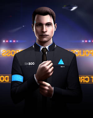 CONNOR [Detroit: Become Human] by JadeLikeJay