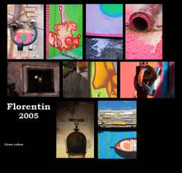 Florentin 2005 Collage by lironc