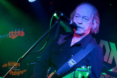 Eric Bell live at Dreadnought Rock Venue 03 by stphq