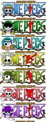 One Piece Logo by Mokrosuhibrijac