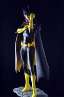 Batgirl, Babs Gordon by Spanglerart