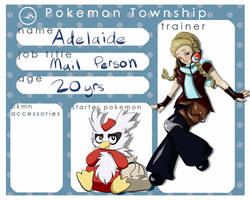 Pokemon Township Trainer: Adelaide by ToxicDL