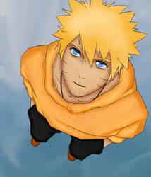 Sad Naruto by Victorjsc