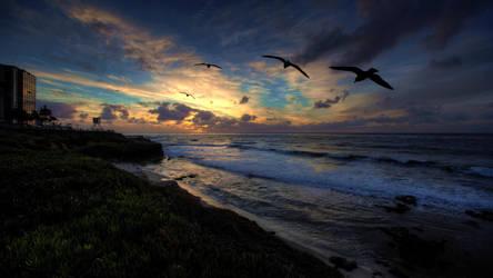 Riding The Winds by ChristopherPayne