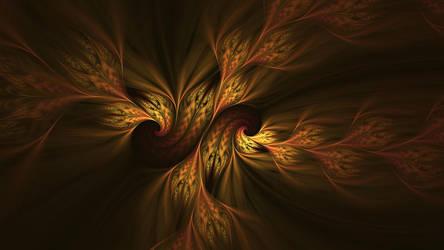 Autumn Wheat by ChristopherPayne