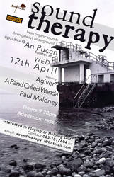 Sound therapy Galway by fergflannery