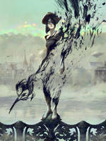 shadow hunt by Tiesei