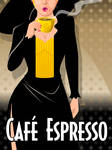 Cafe Espresso by DomNX