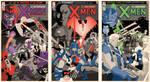 3X triptych by DomNX