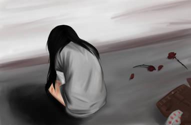 Against rape by usagiDOJO